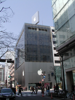 Apple銀座店03.JPG