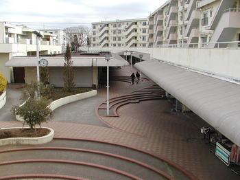 西ひかりが丘団地モール1.JPG